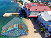 LE BEACH HOTEL - 4* Hotel (144 rooms) - Reinforced concrete structure