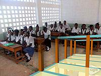 Scuola di Saint Antoine, Cap Rouge, Haiti.