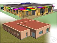 Scuola dell'infanzia, Muel (Francia)