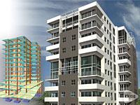 Torre Terraza del Jardin. Edificio residenziale di 14 piani. Santo Domingo (República Dominicana)